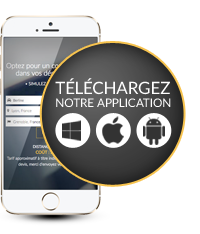 Application mobile Coursier Express Lyon